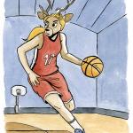La Basketteuse