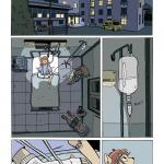 À l'hôpital