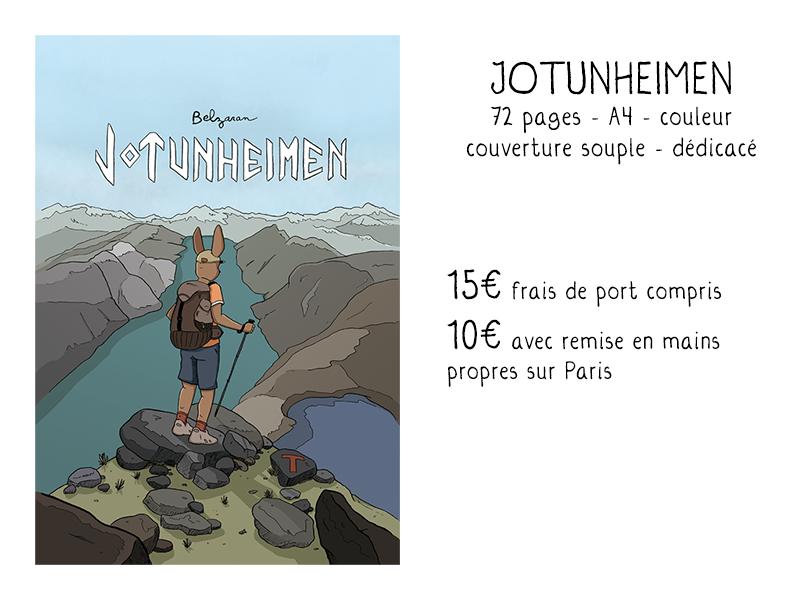 [Projet BD] Jotunheimen - Page 2 Achat1