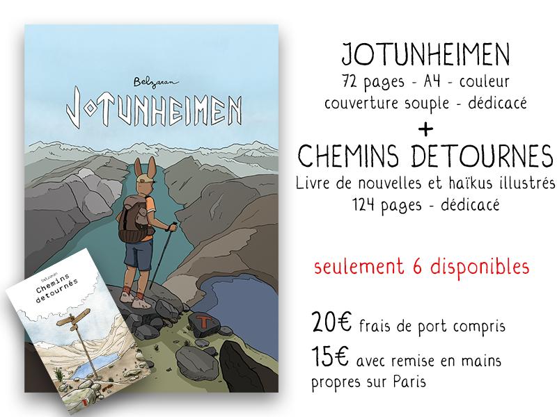 [Projet BD] Jotunheimen - Page 2 Achat2