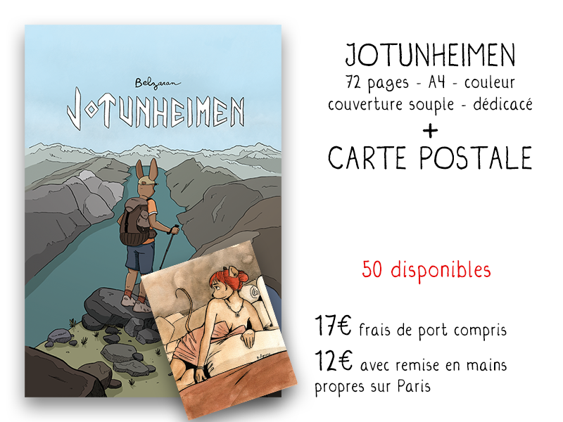 [Projet BD] Jotunheimen - Page 2 Achat3