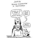 Journal d'un confinement – Jour 44