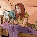 Confinée #6 : La lecture