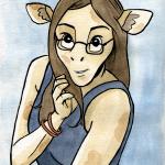 Portrait de Marion
