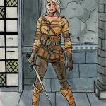 Ciri de The Witcher 3