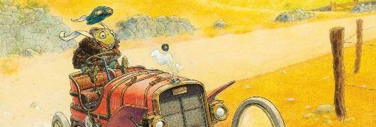 Le Vent dans les Saules par Michel Plessix